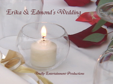 Erika & Edmond Wedding