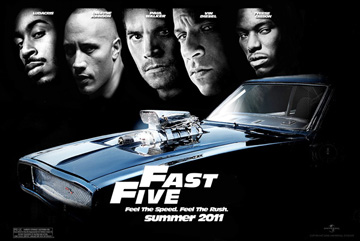 Fast Five - Los Angeles Premiere