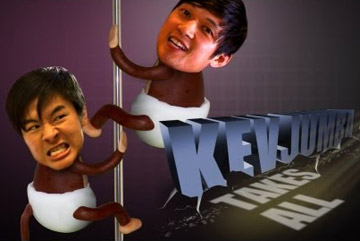 YOMYOMF KevJumba vs. Harry Shum